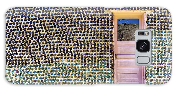 Bottle House Galaxy Case