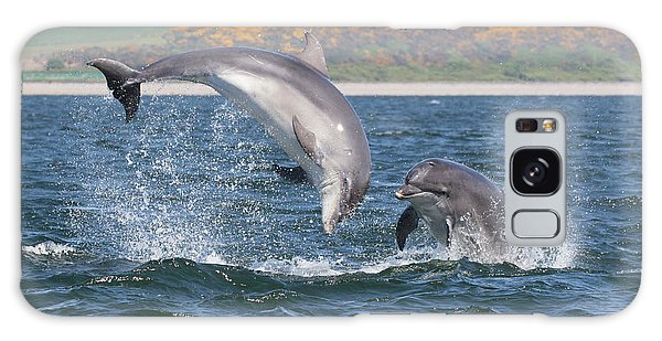 Bottlenose Dolphin - Moray Firth Scotland #49 Galaxy Case