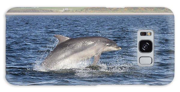 Bottlenose Dolphin - Scotland  #32 Galaxy Case