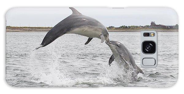Bottlenose Dolphins - Scotland #1 Galaxy Case