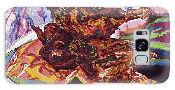 Boucherie Hamdane Freres II Galaxy Case by Robert SORENSEN