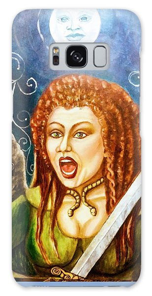 Boudicca  Let Not Our Daughters Be Forgotten Galaxy Case