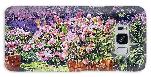 Bougainvillea Flower Pots Beverly Hills Galaxy Case