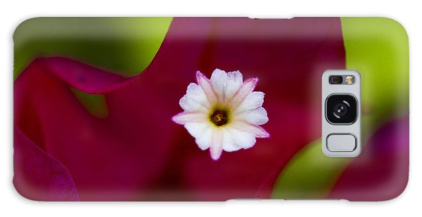 Bougainvillea Galaxy Case by Marlo Horne