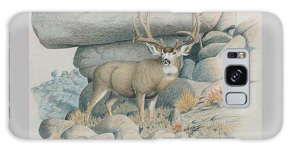 Boulder Buck  Galaxy Case
