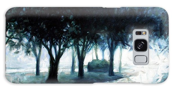 Boulevard Galaxy Case by Kevin Lawrence Leveque