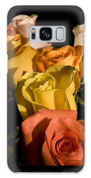 Bouquet In Line Galaxy Case