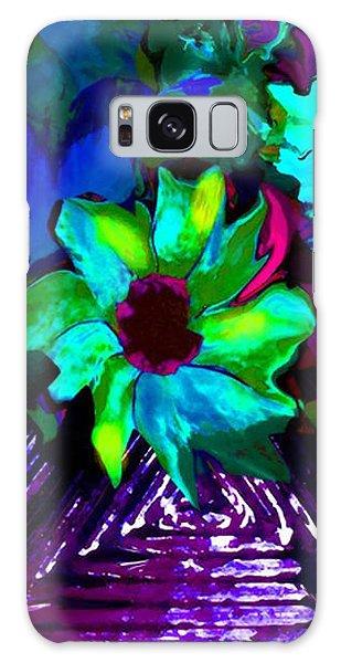 Bouquet In Fauve Galaxy Case