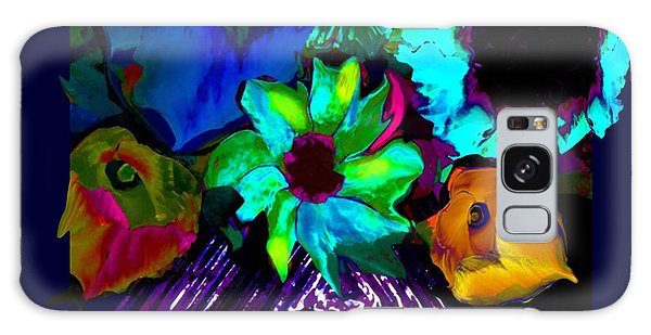 Bouquet In Fauve Galaxy Case