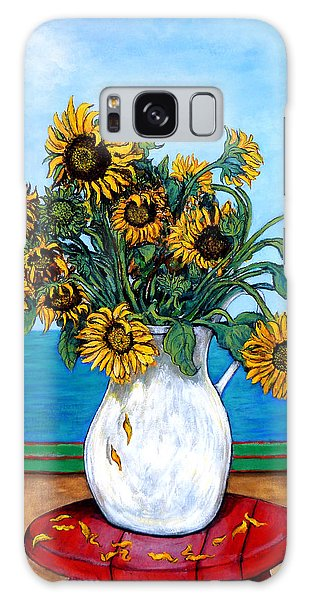 Bouquet Of Beauty Galaxy Case by Tom Roderick