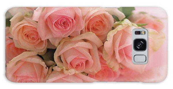 Bouquet Of Sweetness Galaxy Case