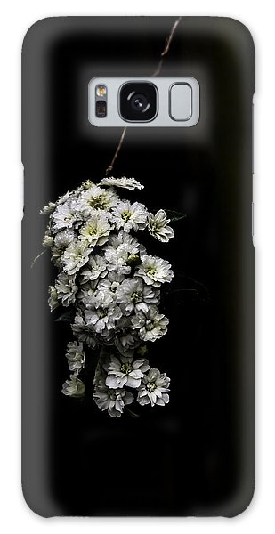 Bouquet Of White Galaxy Case