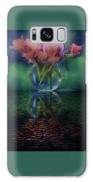 Bouquet Reflected Galaxy Case
