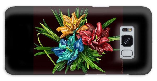 Bouquet#1 Galaxy Case