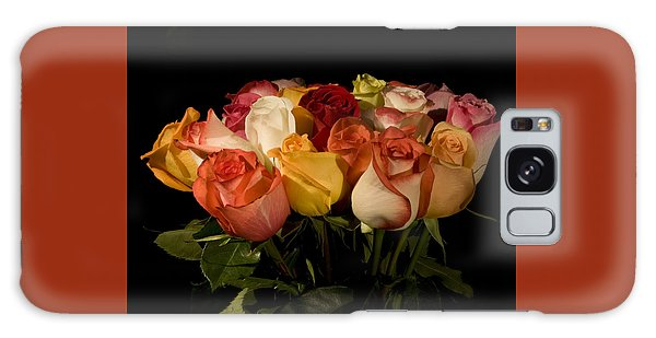 Bouquets Galaxy Case