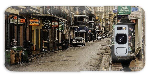 Bourbon Street By Day Galaxy Case