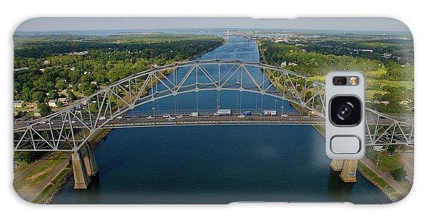 Bourne Bridge, Ma Galaxy Case