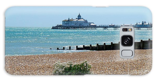 Bournemouth Seaside View Galaxy Case