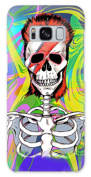 Glam Rock Galaxy Case - Bowie 1 by Andre Peraza