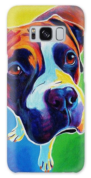 Boxer - Leo Galaxy Case