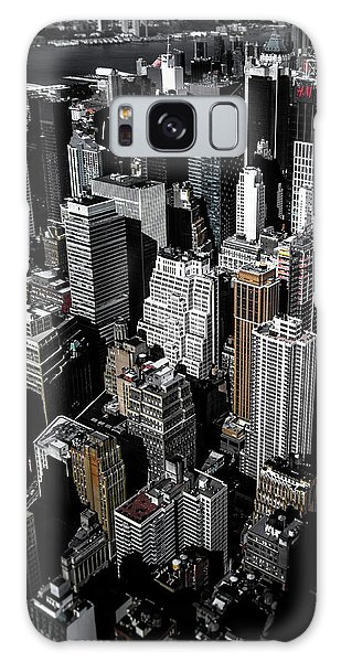 Broadway Galaxy Case - Boxes Of Manhattan by Nicklas Gustafsson