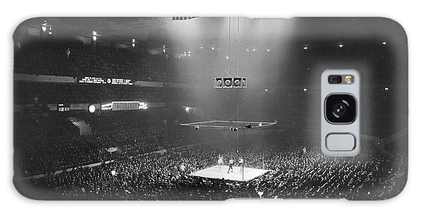 Boxing Match, 1941 Galaxy Case