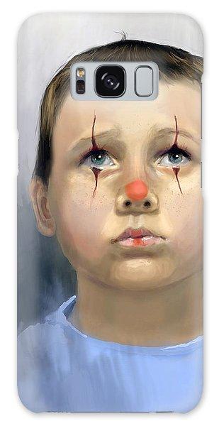 Boy Clown Galaxy Case