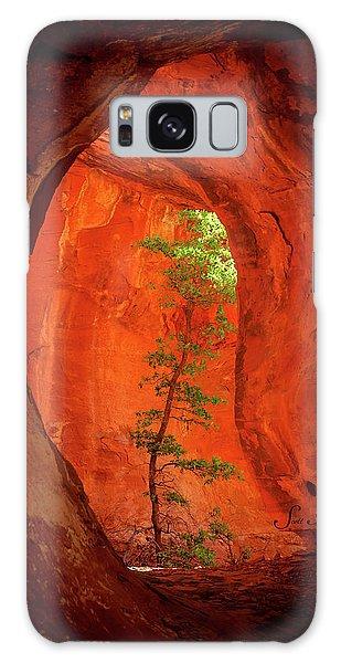 Boynton Galaxy S8 Case - Boynton Canyon 04-343 by Scott McAllister