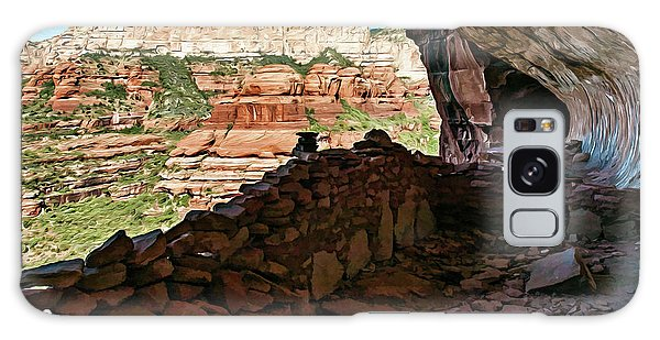 Boynton Canyon 05-1019 Galaxy Case by Scott McAllister