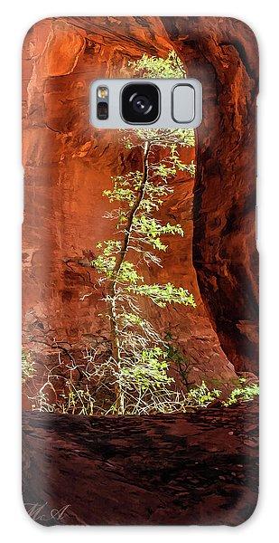 Boynton Canyon 07-034 Galaxy Case by Scott McAllister