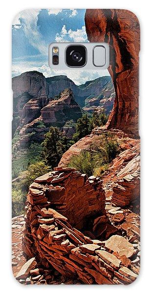 Boynton Galaxy Case - Boynton Canyon 08-160 by Scott McAllister