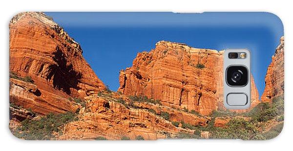Boynton Galaxy S8 Case - Boynton Canyon Red Rock Secret by Panoramic Images