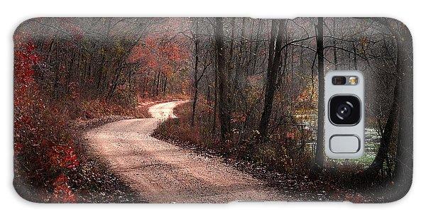 Boz Mill Road Galaxy Case by Bill Stephens