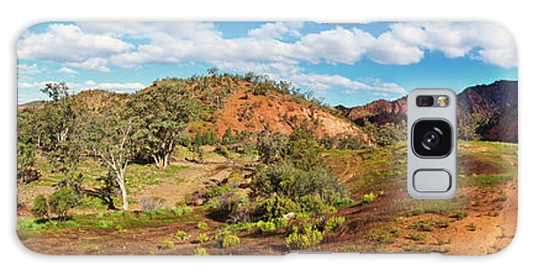 Bracchina Gorge Flinders Ranges South Australia Galaxy Case by Bill Robinson