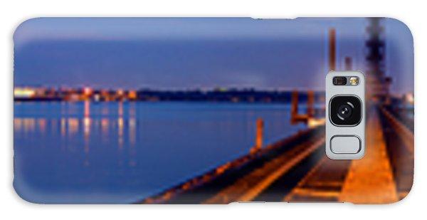 Bradenton Galaxy Case - Bradenton Railway Bridge by Rolf Bertram