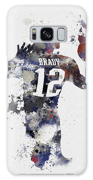 Brady Galaxy Case by Rebecca Jenkins