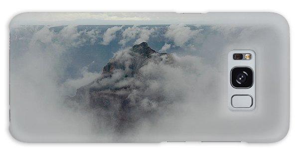 Brahma Temple In A Sea Of Clouds Galaxy Case