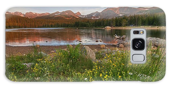 Brainard Lake Galaxy Case by Gary Lengyel