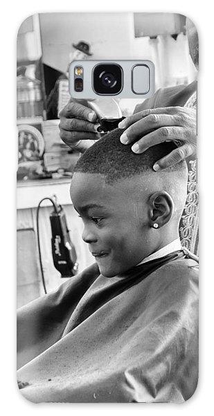 Brian's Haircut Galaxy Case