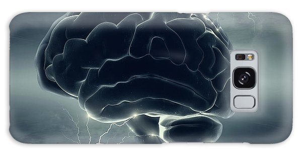 Powerful Galaxy Case - Brainstorm by Johan Swanepoel