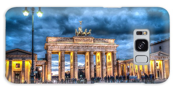 Brandenberg Gate Galaxy Case