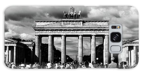 Brandenburg Gate Galaxy Case