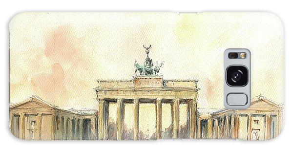 Brandenburger Tor, Berlin Galaxy Case