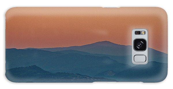 Galaxy Case featuring the photograph Brda Dusk - Slovenia by Stuart Litoff