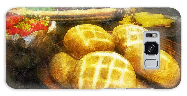 Bread Table Galaxy Case by Francesa Miller