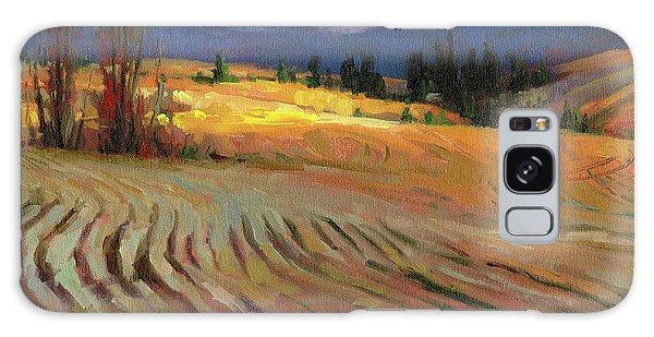 Pasture Galaxy Case - Break In The Weather by Steve Henderson