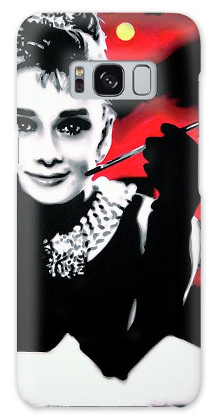 Actors Galaxy S8 Case - Breakfast At Tiffany's by Hood alias Ludzska