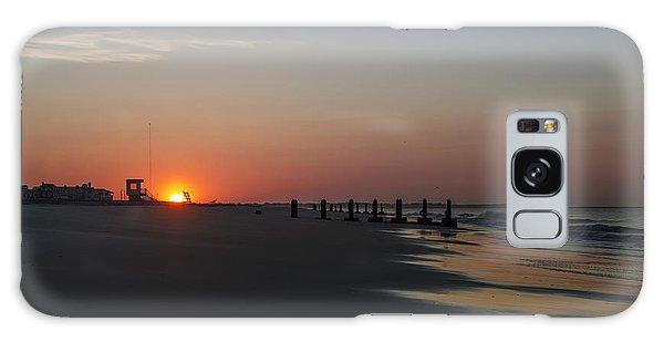 Breaking Dawn Galaxy Case - Breaking Dawn - Cape May by Bill Cannon