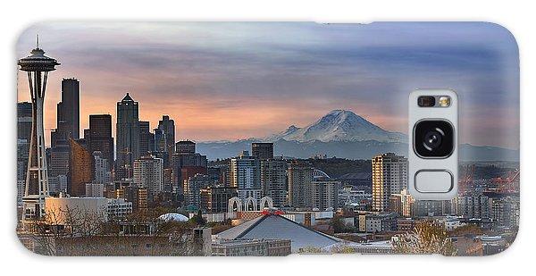 Breaking Dawn In Seattle Galaxy Case