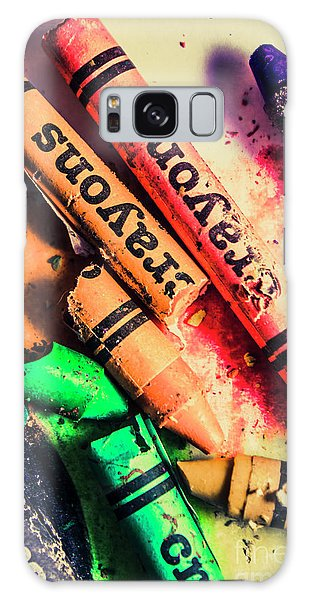 Colours Galaxy Case - Breaking The Creative Spectrum by Jorgo Photography - Wall Art Gallery